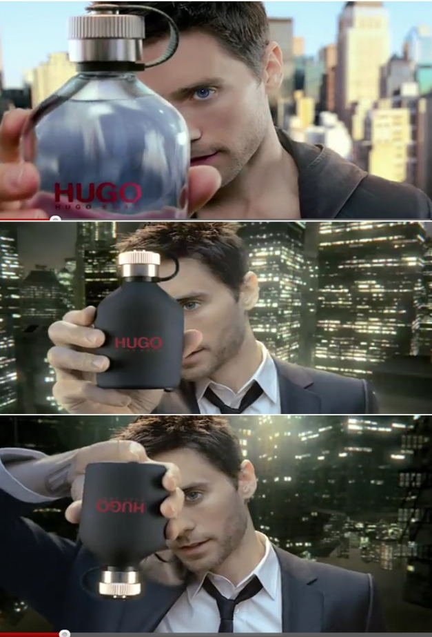 HUGO BOSS OJO