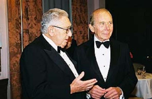 Greenberg y Kissinger 01