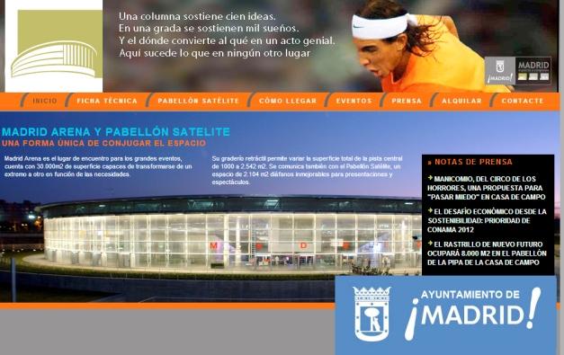 MADRID ARENA 11