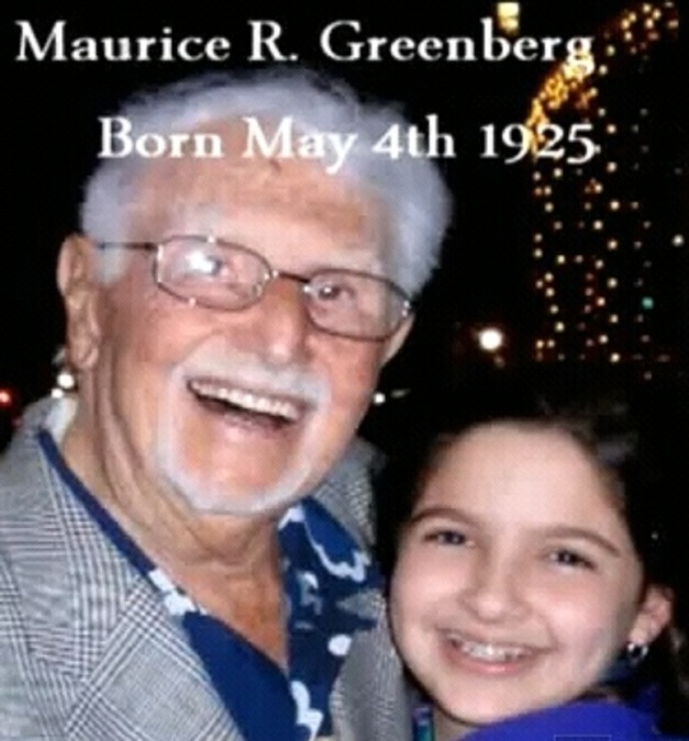 Maurice Greenberg es bisabuelo de Samantha Sexton (02)