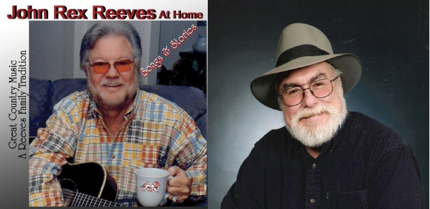 JOHN REX REEVES - JIM MARRS