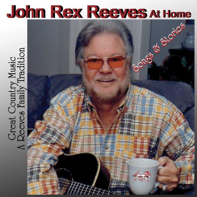 JOHN REX REEVES