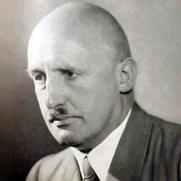Julius Streicher (FOTO RETRATO)