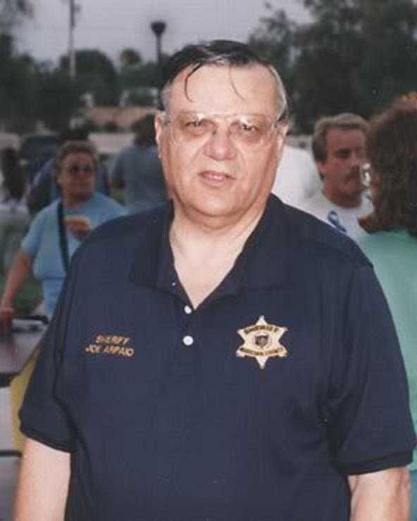 SHERIFF JOE ARPAIO 01