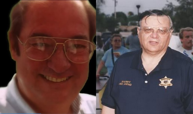 WILLIAM COOPER Y JOE ARPAIO