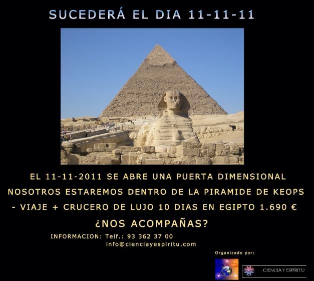 APERTURA PORTAL CELADES 11-11-11