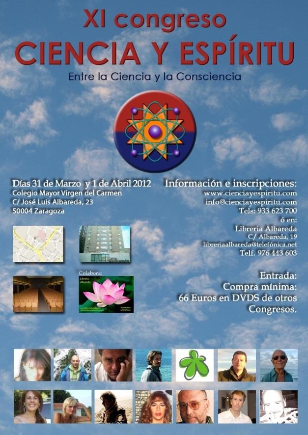 CONGRESO CIENCIA Y ESPÍRITU Nº 11