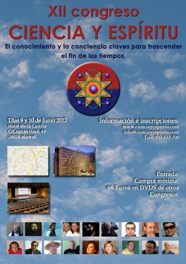 CONGRESO CIENCIA Y ESPÍRITU Nº 12