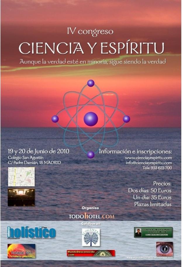 CONGRESO CIENCIA Y ESPÍRITU Nº 4