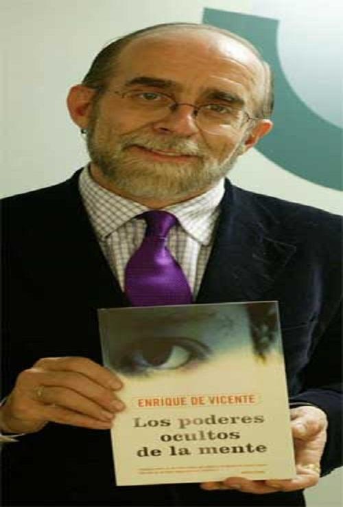 ENRIQUE DE VICENTE LIBRO OJO HORUS