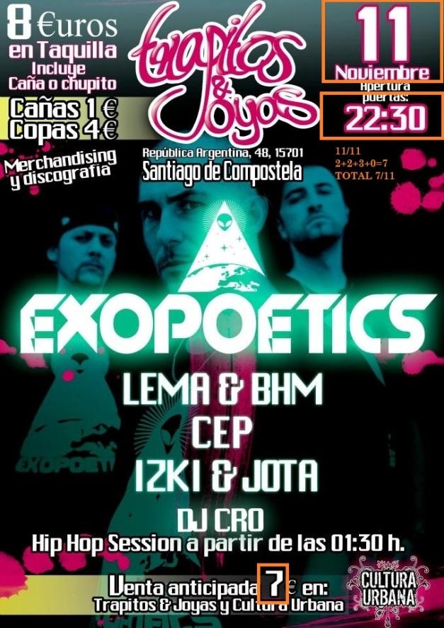 Exopoetics-en-Santiago-de-compostela 7-11