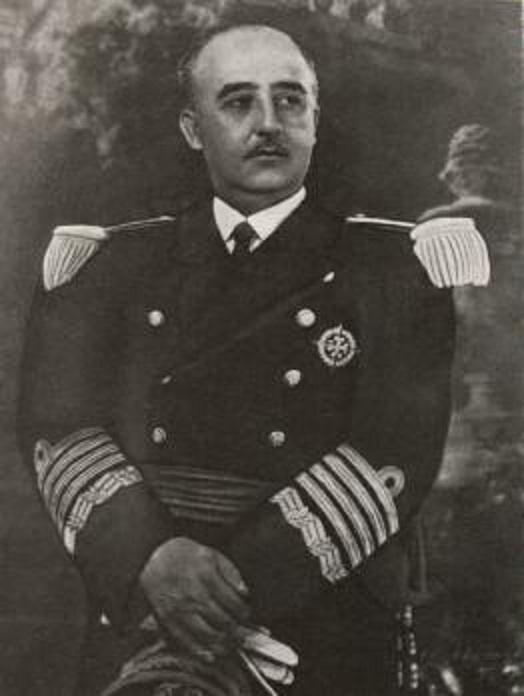FRANCISCO FRANCO CABALLERO DE MALTA