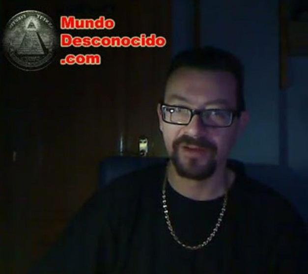 JOSE LUIS CAMACHO MUNDO DESCONOCIDO