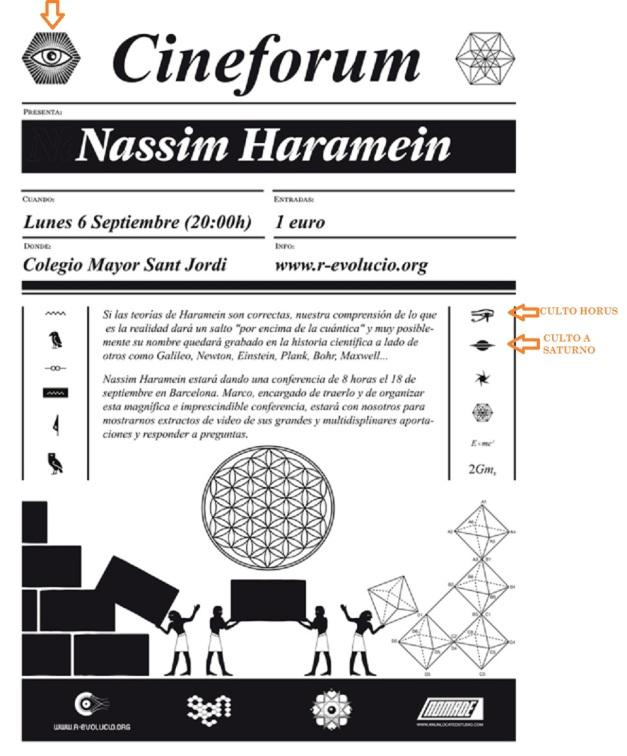 NASSIM HARAMEIN FORUM 01