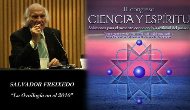 SALVADOR FREIXEDO CIENCIA Y ESPIRITU