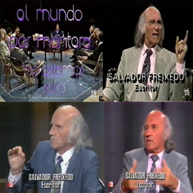 SALVADOR FREIXEDO TV