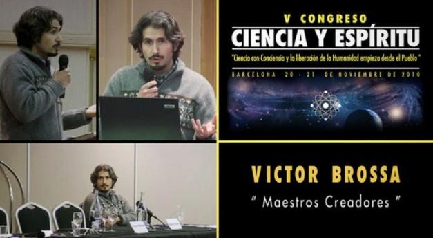VICTOR BROSSA CIENCIA Y ESPIRÍTU