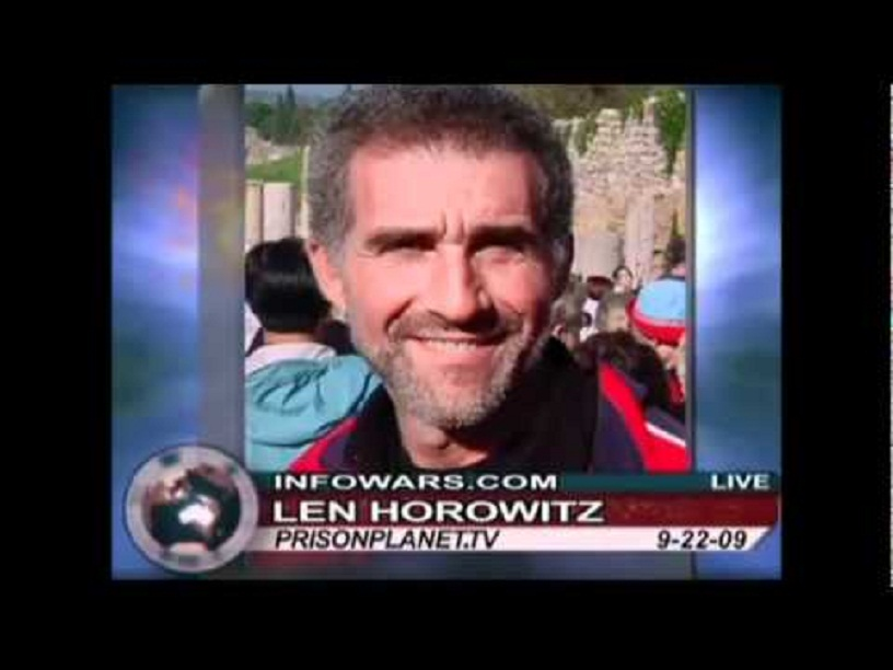 LEONARD HOROWITZ (INFOWARS-ALEX JONES)