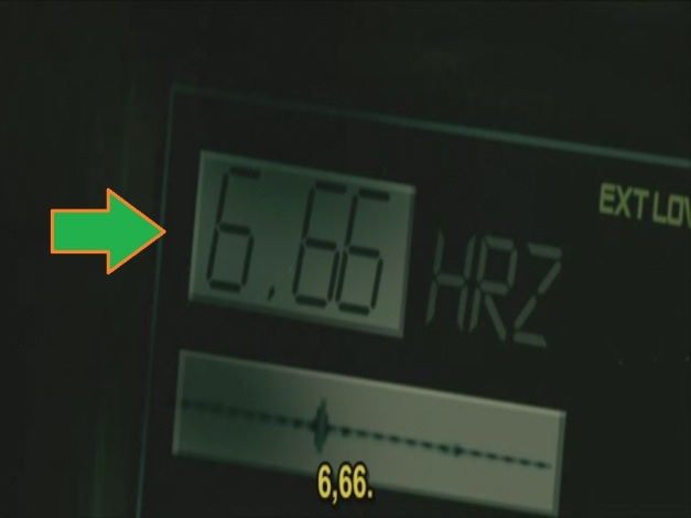 FRECUENCIA 666=18=1+8=9