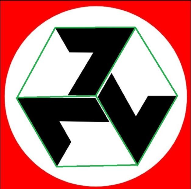 VALKNUT (CUBO),7-7-7=21=3 (01)