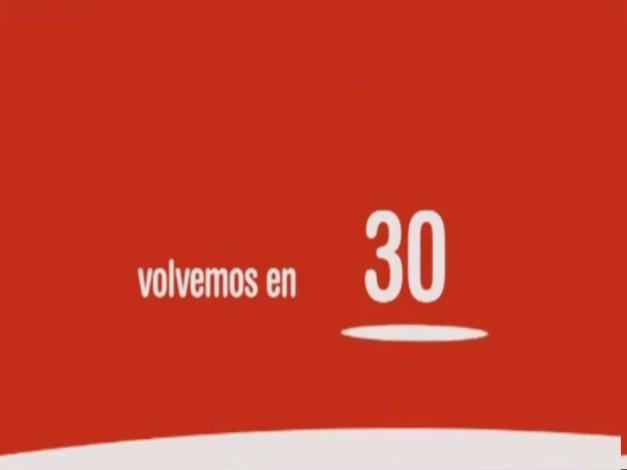 VOLVEMOS EN 30 SEGUNDOS