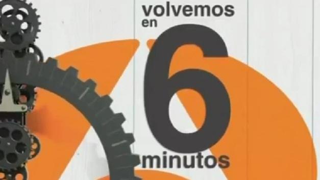 VOLVEMOS EN 6 MINUTOS