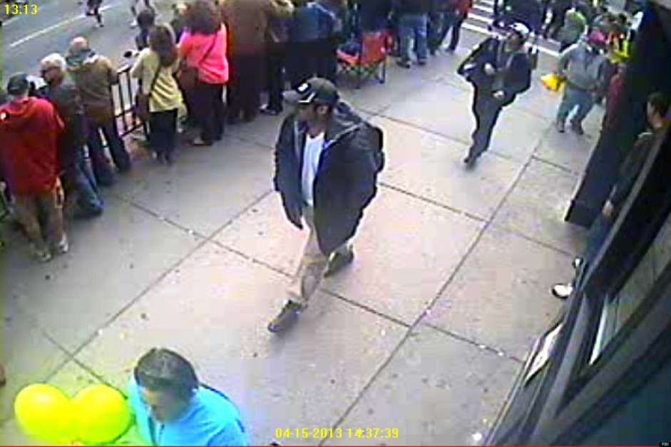 CAPTURA VIDEO Dzhokhar y Tamerlan Tsarnaev 01