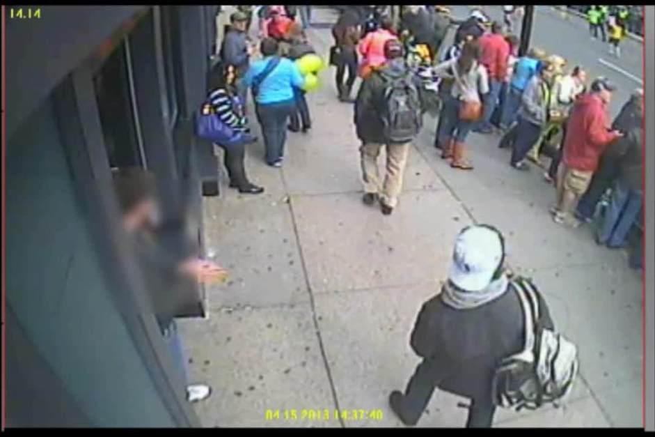 CAPTURA VIDEO Dzhokhar y Tamerlan Tsarnaev 02