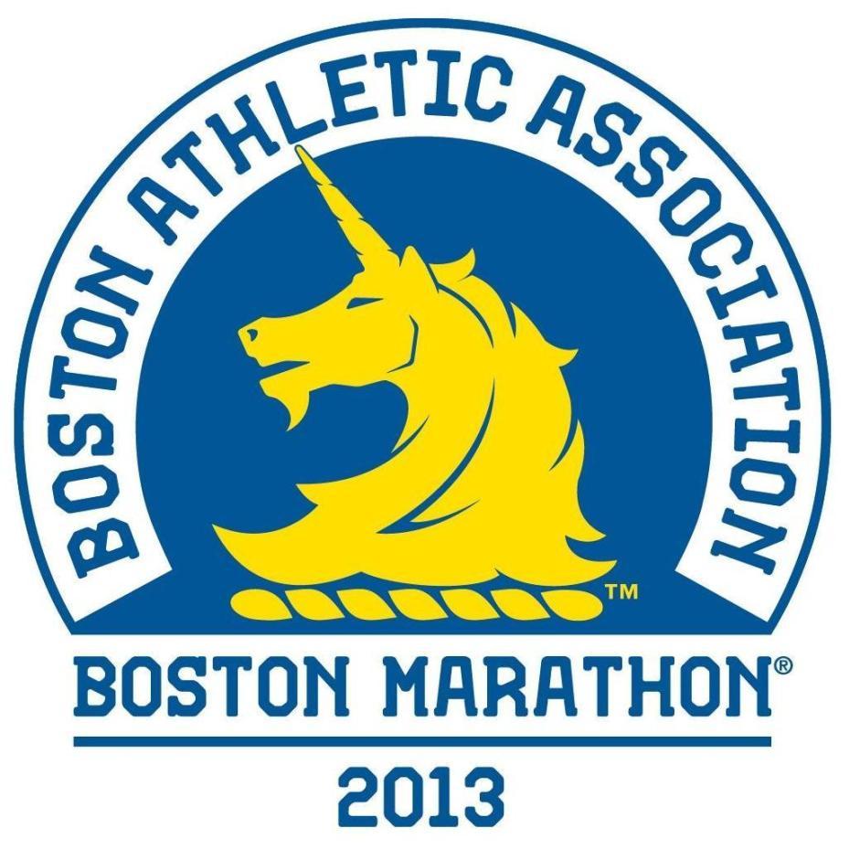 LOGO MARATON BOSTON