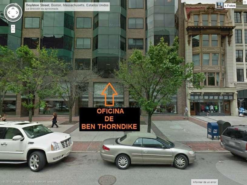 BEN THORNDIKE BOYLSTON STREET 699 (01)