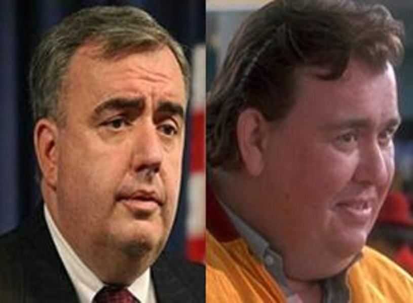 ED DAVIS VS JOHN CANDY 01