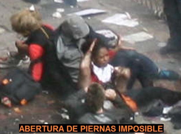 BAUMAN ABERTURA DE PIERNAS IMPOSIBLE