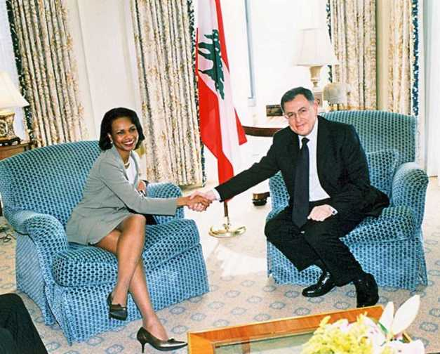 CONDOLEEZZA RICE Y PRIMER MINISTRO SINIORA (00) (FILEminimizer)