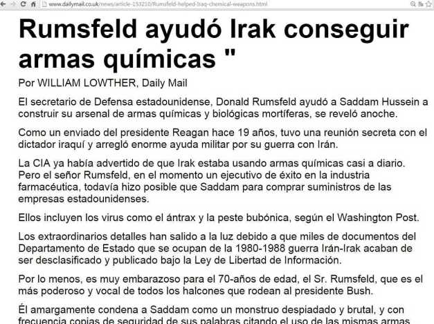 DONALD RUMSFELD VENDIÓ ARAMS QUÍMICAS A SADDAM (00) (FILEminimizer)