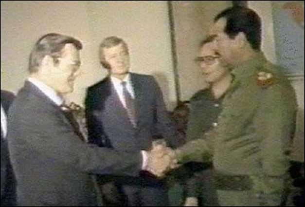 SADDAM HUSSEIN Y DONALD RUMSFELD 1983 (00) (FILEminimizer)
