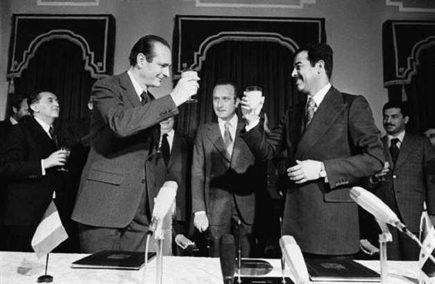 SADDAM HUSSEIN Y JACQUES CHIRAC 1974 BRINDANDO (00) (FILEminimizer)
