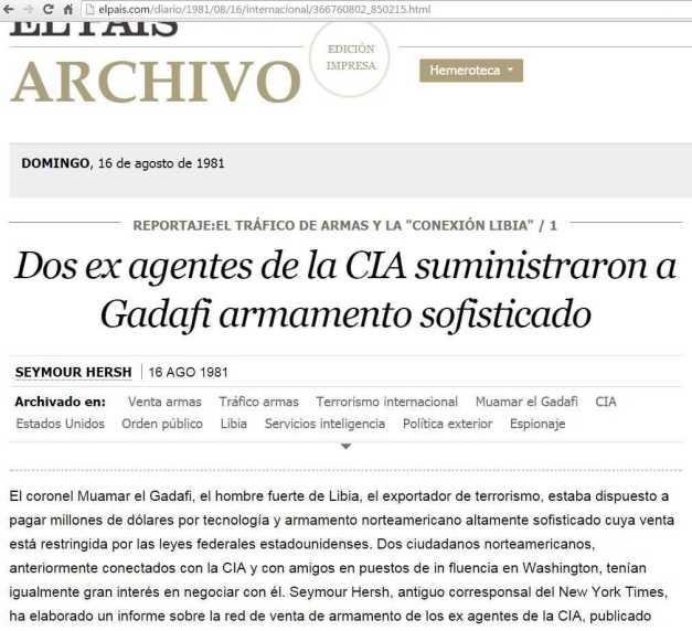 CIA VENDE ARMAS A GADAFI (00) (FILEminimizer)