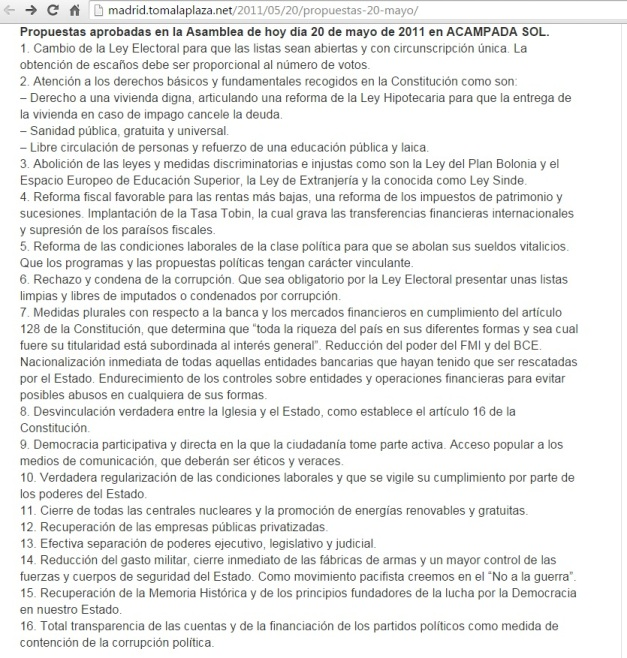 ASAMBLEA SOL PROPUESTAS APROBADAS 20-05-2011 (00)