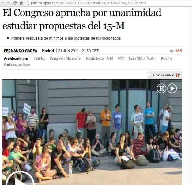 CONGRESO APRUEBA ESTUDIAR PROPUESTAS 15-M (00) (FILEminimizer)