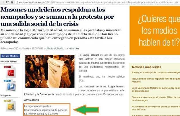 MASONES MADRILEÑOS RESPALDAN A LOS ACAMPADOS (00) (FILEminimizer)
