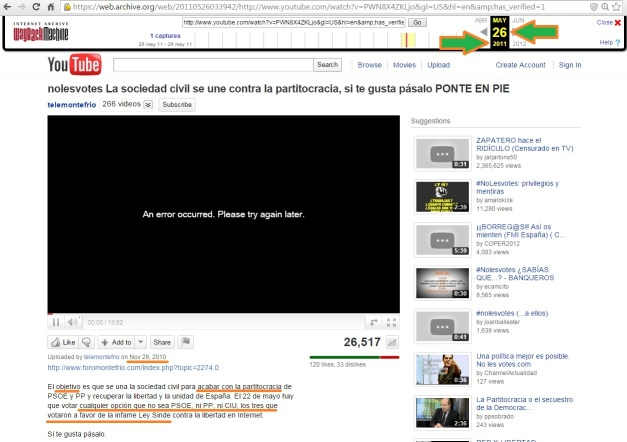 NO LES VOTES (CABECERA VÍDEO CONGRESO PLATAFORMAS SIGLO XXI) (00)