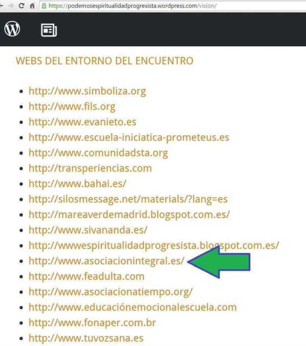 CONGRESO PODEMOS ESPIRITUALIDAD (ASOCIACION INTEGRAL) (00) (FILEminimizer)