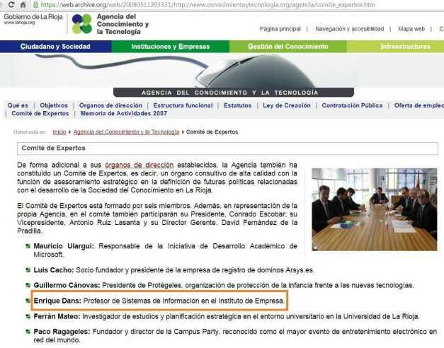 ENRIQUE DANS (AGENCIA GOBIERNO RIOJA) (00) (FILEminimizer)