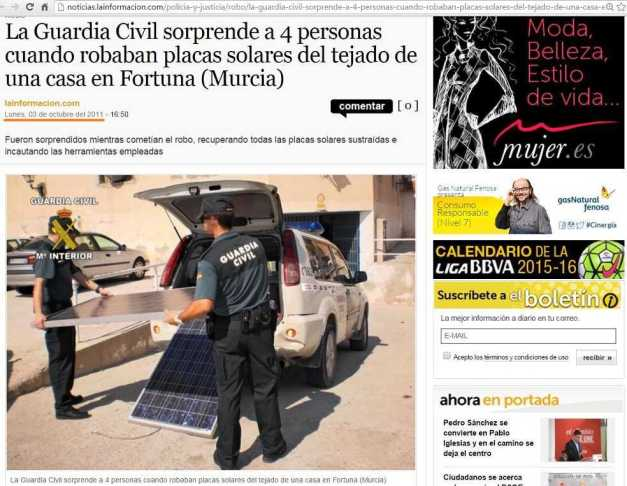 NOTICIA ORIGINAL ROBO DE PLACAS SOLARES (2011) (00) (FILEminimizer)