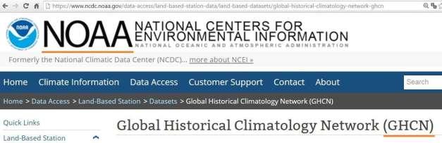 NOAA - GHCN (00) (FILEminimizer)