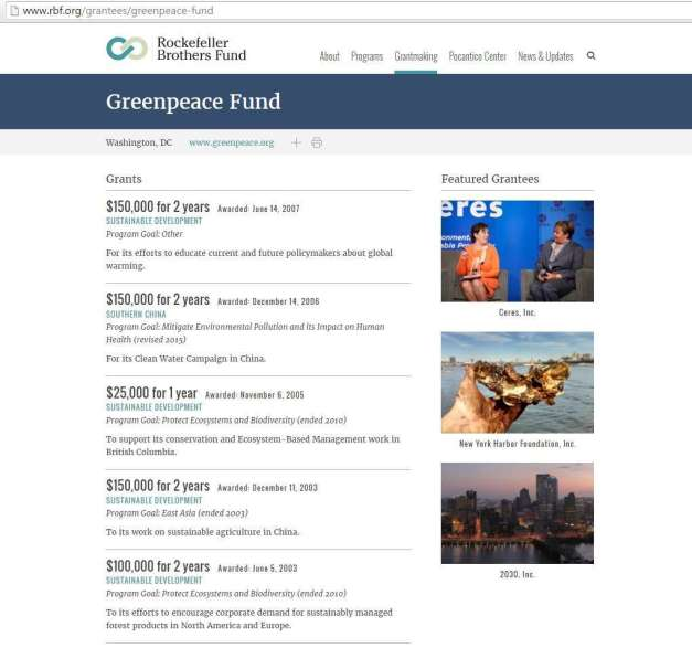 ROCKEFELLER FINANCIA A GREENPEACE (00) (FILEminimizer)