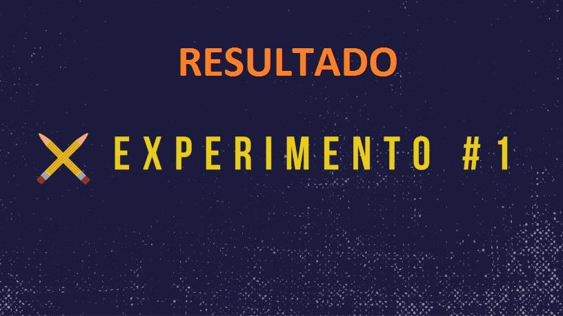 EXPERIMENTO 1 RESULTADO (00)